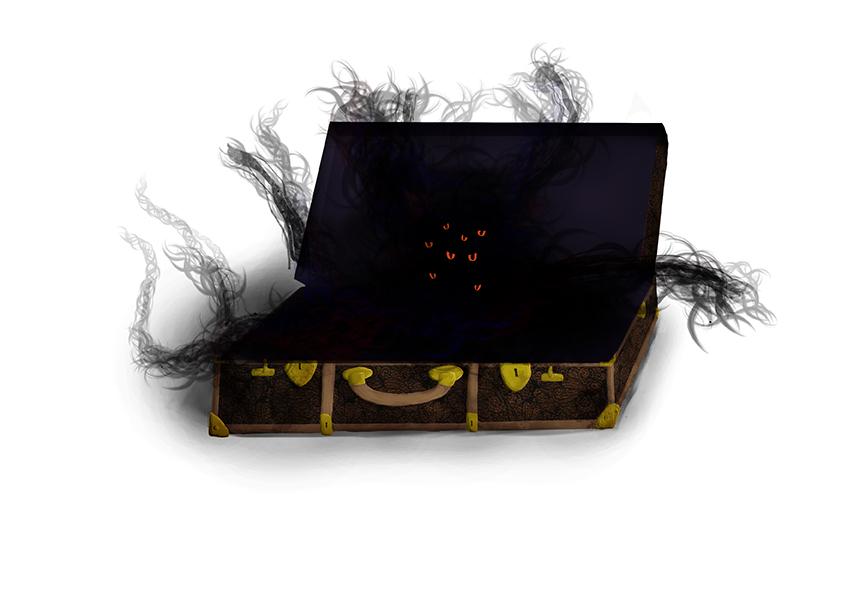 Pandora's Box - opened